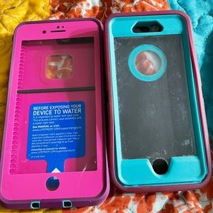 iPhone life proof cases